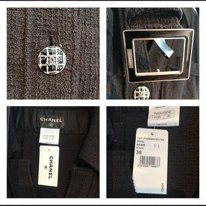 CHANEL Dresses - CHANEL Black Dress Size 36
